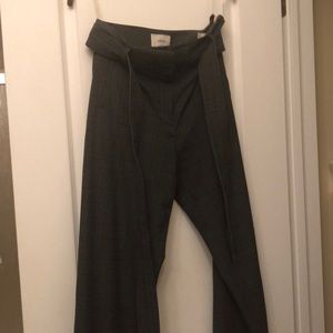 Aritzia Wilfred Jallade Plaid Pants -Size 10